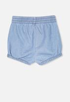 Cotton On - Sophia shorts - blue