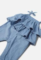 Cotton On - Jessie all in one - blue