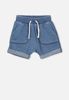Cotton On - George shorts -  blue