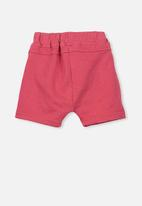 Cotton On - George shorts - red