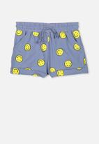Cotton On - Nila knit shorts - blue