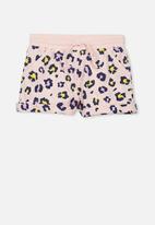 Cotton On - Nila knit shorts - peach