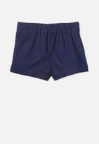 Cotton On - Callie shorts - navy