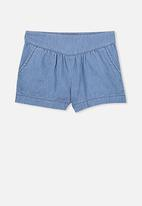 Cotton On - Callie shorts - blue