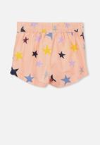 Cotton On - Callie shorts - peach