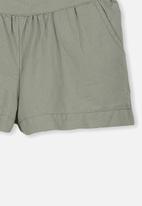 Cotton On - Callie shorts - khaki