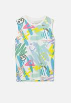 Cotton On - Orson tank sleeveless tee - multi