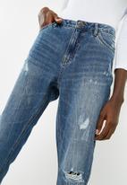 ONLY - Tonni boyfriend jeans - blue
