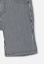 Cotton On - Pacey denim shorts - navy & white
