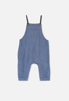 Cotton On - Robby overall - blue