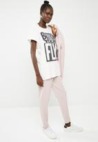 Levi's® - Slacker graphic tee - white