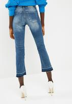 Jacqueline de Yong - Skinny regular magic trend  jeans - Blue