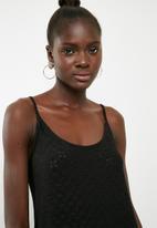 Jacqueline de Yong - Cathinka dress - black