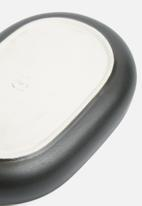 Urchin Art - Tonic platter set - black & grey