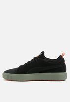 920e7d9d48108d Breaker Mesh Low FOF - 366987 01 - Black Firecracker PUMA Sneakers ...