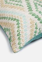 Hertex Fabrics - Beadlow cushion cover - multi