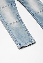 name it - Kids boys denim jeans - blue