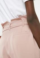 Superbalist - D ring pant - pink