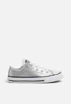 Converse - Kids Chuck Taylor all star - silver