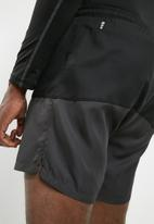 New Look - Two toned shorts - grey & black