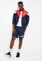 PUMA - Mcs track jacket - multi