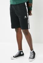 Converse - Star chevron shorts - black