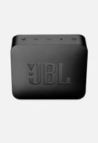 JBL - Go 2 portable speaker - black