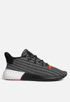 adidas Originals - Tubular Dusk - core black / ftwr white / solar red
