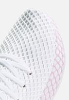 adidas Originals - Deerupt - ftwr white/clear lilac
