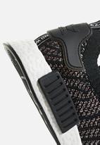 adidas Originals - NMD_R1 STLT Primeknit - Core Black / Grey