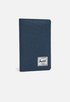 Herschel Supply Co. - Raynor passport holder wallet - navy