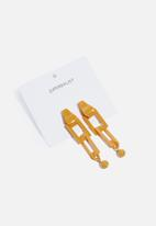 Superbalist - Statement earrings - yellow