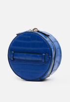 dailyfriday - Zuri round bag - blue