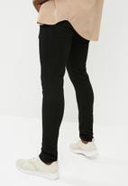 Superbalist - Super skinny jeans - black