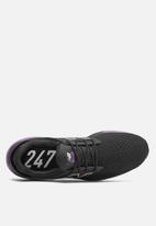 New Balance  - MS247TO - black / purple
