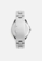 dailyfriday - Samira chain watch - silver