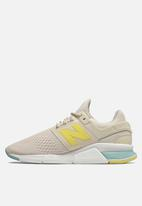 New Balance  - WS247FE - White/Green/Yellow
