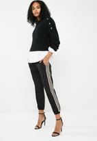 adidas Originals - Track pants - black