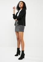 Superbalist - Chunky oversized cardigan - black