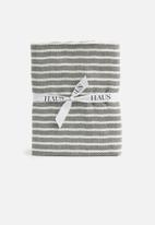 Hertex Fabrics - Laguna towel - mussel grey