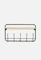 Present Time - Coat rack - black