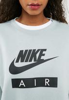 Nike - Rally air crew sweat - grey