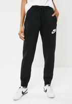Nike - Rally regular pants - black