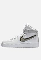 Nike - Air Force 1 High '07 LV8 - White / Wolf Grey / Pure Platinum