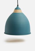 Present Time - Fam pendant lamp - blue