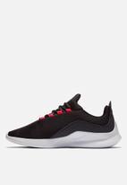 Nike - Viale - Black / Volt / Solar Red