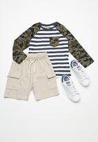 Cotton On - Kids Tom tee - navy