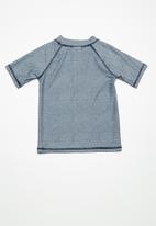 MINOTI - Kids boys stay cool rash set - grey