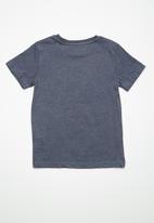 MINOTI - Kids boys cali T-shirt - blue