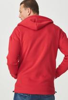 Cotton On - Drop shoulder pullover fleece sweater - multi
